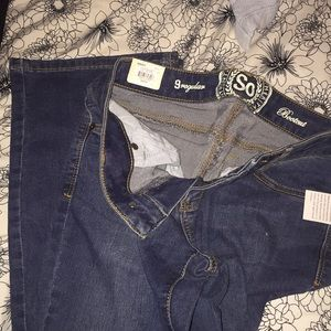 Jeans size 9